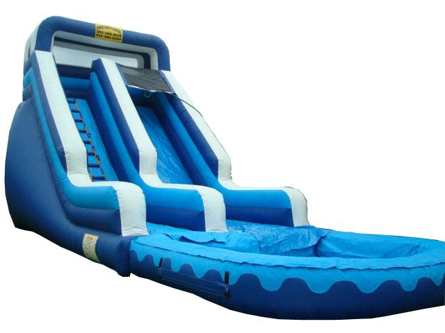Ocean_Water_Slide 30' L X 20' W X 17' H