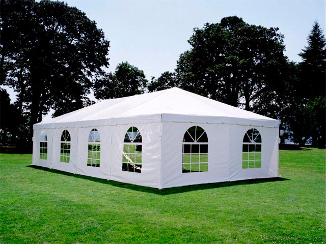 Tent 20 x 10 with Sidewalls